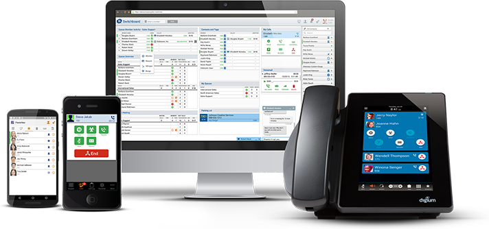Digium Voip Mobility